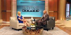 Steve Harvey Show   Steve teams up with Powerhouse Pastor Paula White!