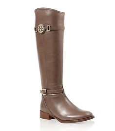 I want these!!!!! Calista Flat Riding Boot | Womens Sale | ToryBurch.com