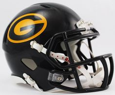 Grambling State Tigers NCAA Mini Speed Football Helmet