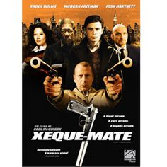 DVD Xeque-Mate