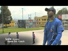 Game On!: Check out the action and see how Game On! and sports are being used by underprivileged children and their families to change their communities for the better.