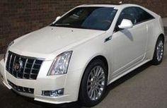 2012 Cadillac CTS in Pearl