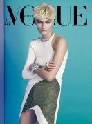 Natalie Franz Hair & Makeup Artist German Vogue