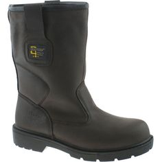 GRAFTERS-ΑΔΙΑΒΡΟΧΟ-ΑΣΦΑΛΕΙΑ-rigger-Boots-SIZE-UK-6-13-ΑΝΔΡΙΚΟ-ΔΕΡΜΑ-M560B-KD