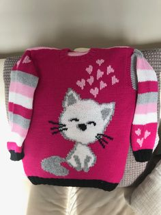 Best Indoor Plants, Sweater Design, Baby Patterns, Christmas Sweaters, Knitting, Fashion, Stitches, Kids Fashion, Vestidos