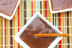 """Mexican """"Chocolatey"""" Pudding #AIP"""