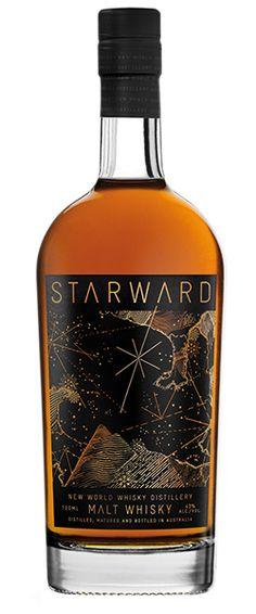 Starward Single Malt Whisky (Australian)