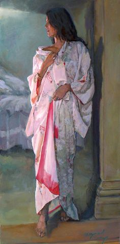 'Wedding Kimono'  -  Mary Carol Kenney