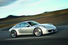The 2012 Porsche 911 Carrera and Carrera S coupe have both improved last year's model. The new 911 emerges from a major developmental process, one of the most significant in the history of this classic sports car. Photo: Porshe / SF