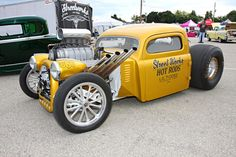 taylormademadman: Street Works HOT RODS Check Out My Archives...
