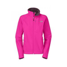 The North Face Women's Apex Bionic Jacket Rose Red
