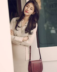 Image about miss a in Suzy ♥ by Tabi ♡ on We Heart It Korean Fashion, New Fashion, Womens Fashion, Korean Beauty, Asian Beauty, Miss A Suzy, Bae Suzy, Korean Celebrities, Korean Actresses