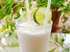 zadanie - gotowanie: Kolumbijska lemoniada kokosowa.
