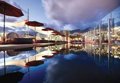 Ultra-modern Madeira holiday | Save up to 70% on luxury travel | Secret Escapes