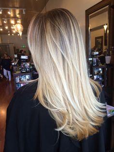 California blend hair color