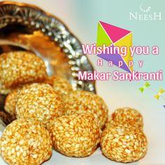 May this Makar Sankranti bring you lots of Success, Happiness and Prosperity. #MakarSankranti   #Neesh   #LookGood   #SmellWell   #FestivalofKites   #Love    Contact us on : +917206277777  Email us : info@neesh.in