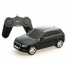 1:24 Scale Audi Q5 Radio Remote Control Car by Xing Hui. $33.99. Have fun playing this remote control car model