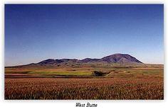 Sweetgrass hills Montana