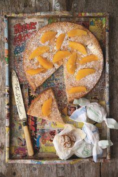 Recipe of the Day: Amaretti Crunch Cake with Orange Segments Crunch Cake, Christmas Desserts, Recipe Of The Day, Chocolate Cake, Sweet Treats, Cooking Recipes, Favorite Recipes, Orange, Baking