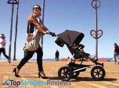 Sturdy, versatile with adjustable handle, Mountain Buggy Urban Jungle is a stroller designed for active city parents to stroll, jog, or run with their kids. Baby Stroller Brands, Cheap Baby Strollers, Baby Girl Strollers, Bob Stroller, Toddler Stroller, Car Seat And Stroller, Jogging Stroller, Double Strollers, Umbrella Stroller