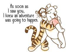 Classic Winnie The Pooh Nursery Print - Frases - Winnie The Pooh Nursery, Winnie The Pooh Quotes, Disney Winnie The Pooh, Piglet Quotes, Cute Disney, Disney Art, Disney Pixar, Winnie Pooh Kindergarten, Christopher Robin