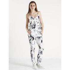 Pants with zippers / 5137-10