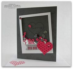 Groovy Shaker Kind of Love by nwt2772 - Cards and Paper Crafts at Splitcoaststampers