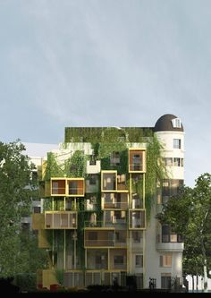 No More Ugly Apartment Buildings 13 Designs Refreshing The Paradigm Urbanist Urban Architecture