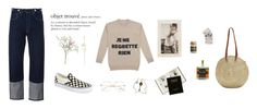 """""""m e m o i r"""" by lazybambina ❤ liked on Polyvore featuring Outremer, Indigo&Lavender, Chloé, Orwell + Austen, Sarah & Sebastian, rag & bone, Vans and Tiffany & Co."""