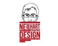 Neil Hart Graphic Design Face Icon, Personal Logo, Logo Google, Symbols, Graphic Design, Logo Ideas, Logos, Google Search, Logo