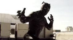 Black Panther Fights Bucky in New CAPTAIN AMERICA: CIVIL WAR Clip, Plus a TV Spot and 2 Featurettes