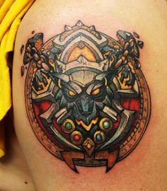 World of warcraft shaman thing/logo