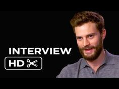 Fifty Shades of Grey Interview - Jamie Dornan (2015) - Romance Movie HD - YouTube