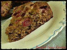Bouquet Garni Recetas: Torta de cerezas, amaranto y chocolate