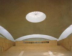 Palacio de Congresos de Salamanca (1985-1992) | Juan Navarro Baldeweg