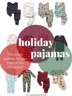 eaf3a6c17a The Best (AND CUTEST) Christmas Holiday Pajamas for your Kids   THE ENTIRE  FAMILY!