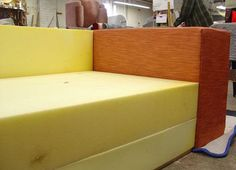 HOME DZINE Home DIY   How to make an upholstered sofa or couch
