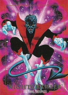 Marvel Masterpieces Series 1 1992 [Marvel- Skybox] Card Set, Issue #0062a.
