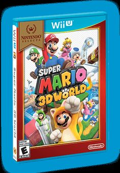 Now's the time to purchase those awesome games you have been wanting to play! Nintendo Select titles for 19.99USD.