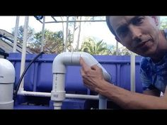 "Simple ""u"" auto-siphon for aquaponics (bell-less) - YouTube"