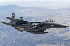 Photo Gallery: Boeing F-15E Strike Eagle | Fighter Sweep