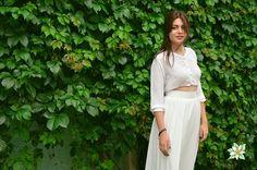 Ivory Chiffon Skirt Wedding Skirt Floor Length Skirt Maxi Tips to Wearing a Floral Chiffon Blouse Th