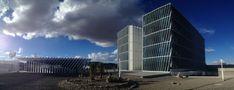 Fachada Ventilada con panel fenólico HPL Fundermax / Durango, México