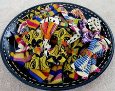 African Prints in Fashion: Afro-Fabulous: Accessories from QuellyRue Designs