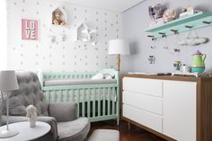 Projeto: Bruna Beraldo / Foto: Renata D'Almeida / Conteúdo: Revista Decora Baby