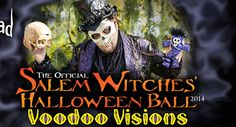 The Official Salem Witches' Halloween Ball on October 31, 2014!.  //They have this every year EL//