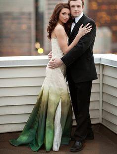 Beach Wedding Dress Wedding Dress Silk Wedding by WaiChingBridal