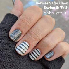 Get Nails, How To Do Nails, Hair And Nails, Nail Color Combos, Nail Colors, Happy Nails, Disney Nails, Diva Nails, Nail Games