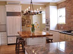 DeVos Custom Woodworking - Reclaimed Longleaf Pine Wood Countertop Photo Gallery