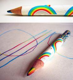 Rainbow Lead Pencil